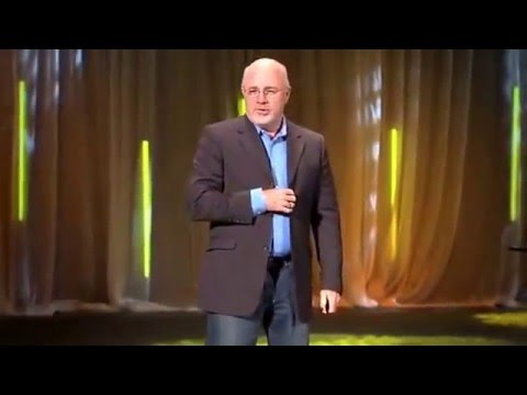 Dumping Debt -- Freedom from Debt -Sermon by Dave Ramsey