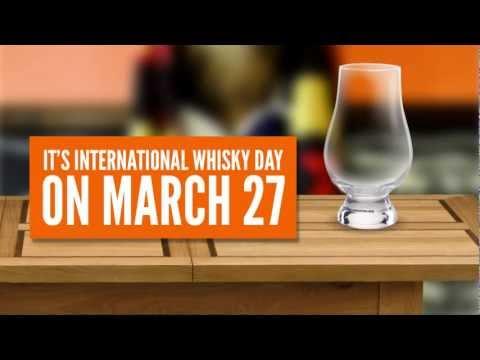 International Whisky Day Harlem Shake
