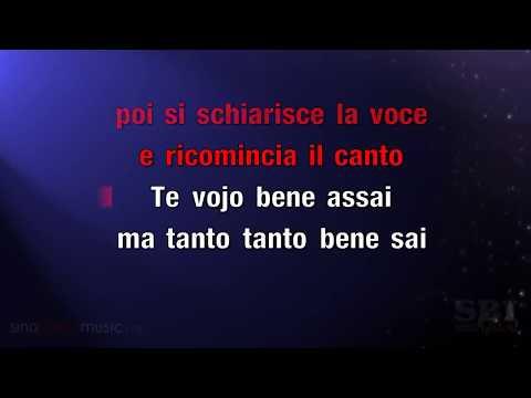 6   Caruso   Karaoke HD