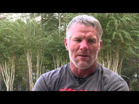 Brett Favre: On life in retirement