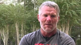 Brett Favre: On Life In Retirement