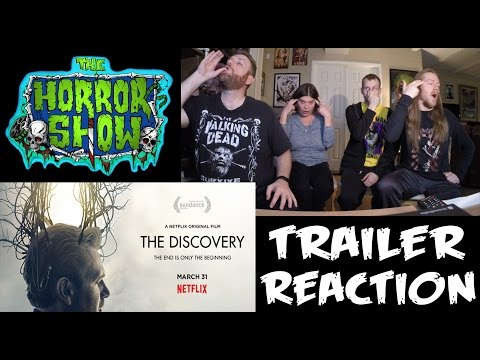 """""""The Discovery"""" 2017 Netflix Trailer Reaction - The Horror Show"""