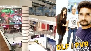 DLF Mall Delhi | Select City Walk Delhi | Food Fun Masti-Vlog Part 1