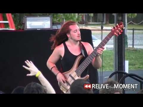 2013.07.24 Veil of Maya - It's Not Safe to Swim Today (Live in Chicago, IL)