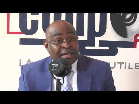 Georges Dombasi Face a la presse du Congo Centrale