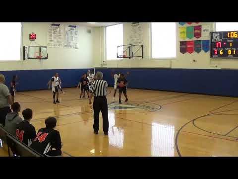The Park School of Buffalo Boys Varsity B vs Falk  - Full Game -Feb 14 2019