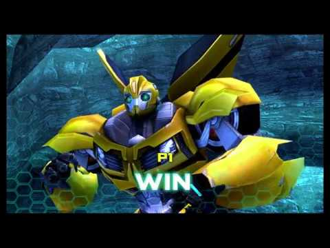 Transformers Prime The Game Wii U Multiplayer part 64