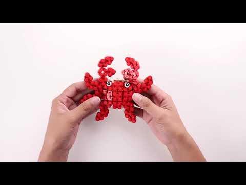 Flexo: Ocean Life - Crab   Toys R Us Canada