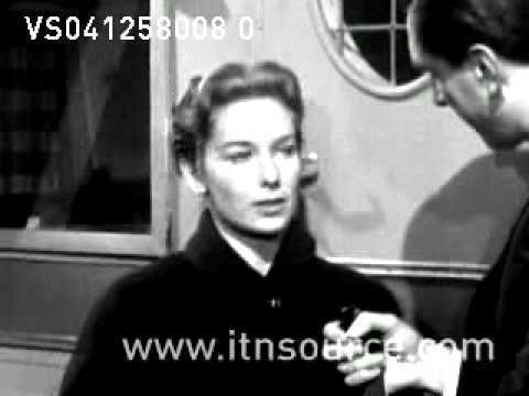 Vera Miles interview clip 1958