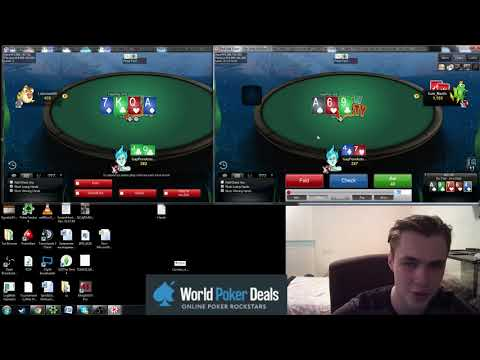 Shefsache играет на Redstar: обзор для Worldpokerdeals!
