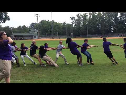 Deer Park Middle school field day!!!???