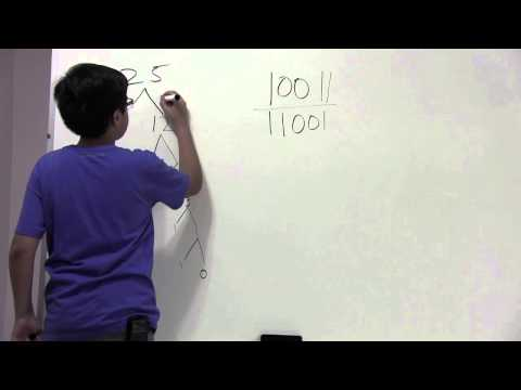Tanmay Answers & Algorithms: Binary & Decimal interchange!