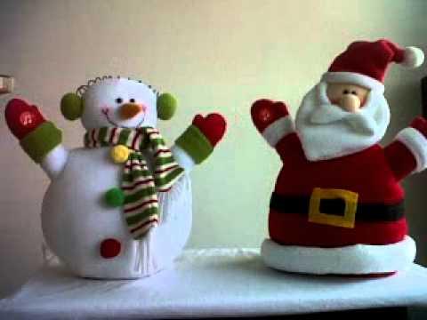 Mu ecos de navidad 3gp youtube - Munecos de navidad ...