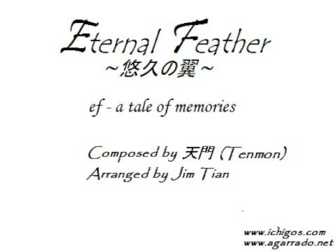 ef – a fairy tale of the two Opening Theme – eternal feather