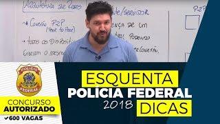 Dicas PF 2018 - João Paulo - Informática - Arquiteturas de Redes - AlfaCon