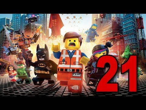 The LEGO Movie Videogame - Part 21 - SPACESHIP! (Let's Play / Walkthrough / PS4 Gameplay)