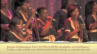 Joyous Celebration 13: I Sing Just To Worship feat. Mthunzi Namba [HQ]
