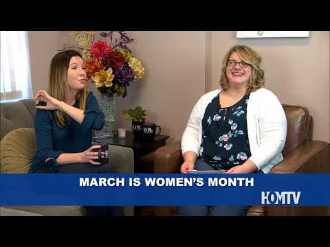 March is Women's MonthSarah Hayden