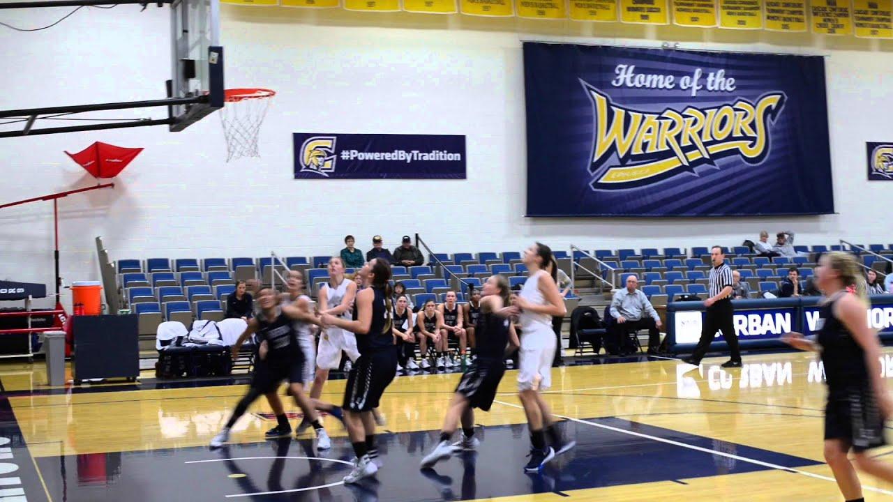 Corban Women's Basketball vs Eastern Oregon University ...