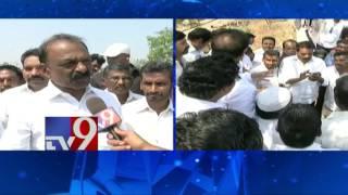 TDP eyes Vijayawada Dumping Yard land - Raghuveera - TV9