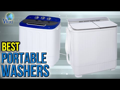 8 Best Portable Washers 2017