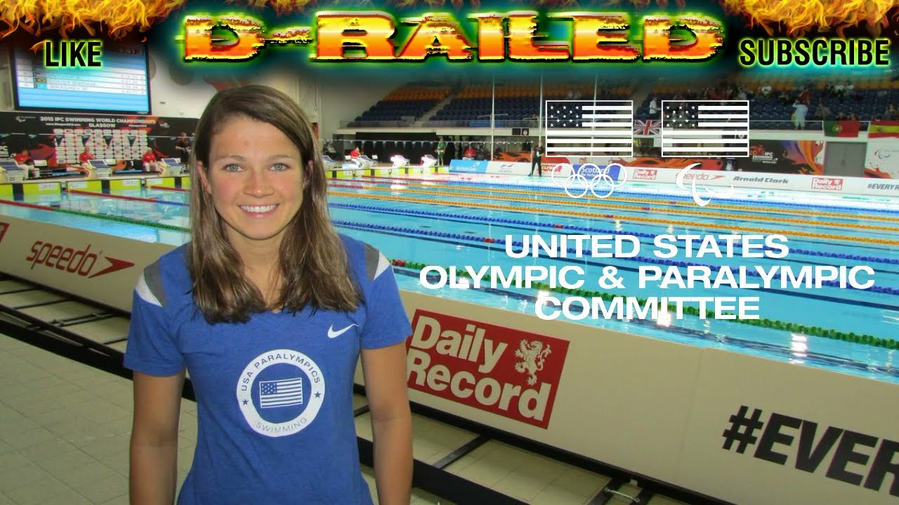 Paralympic swimmer Becca Meyers leaves Team USA after being ...