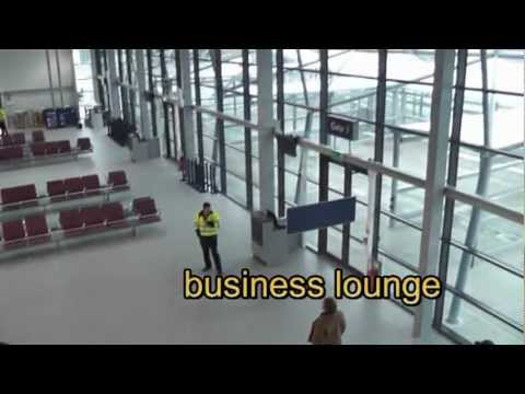 LONDON SOUTHEND AIRPORT TOUR 14 Feb 2012