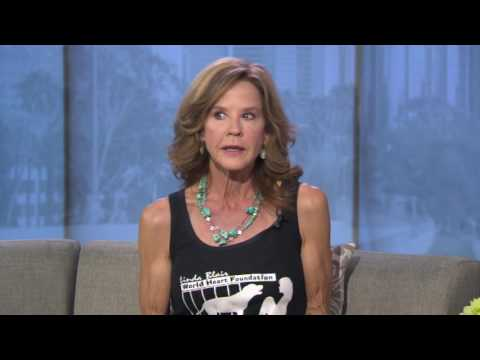 Linda Blair from 'The Exorcist' talks about animal adoption and going vegan