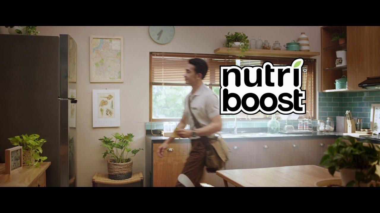 Nutriboost – Cerita Vincent Selalu Siap dan Bersemangat