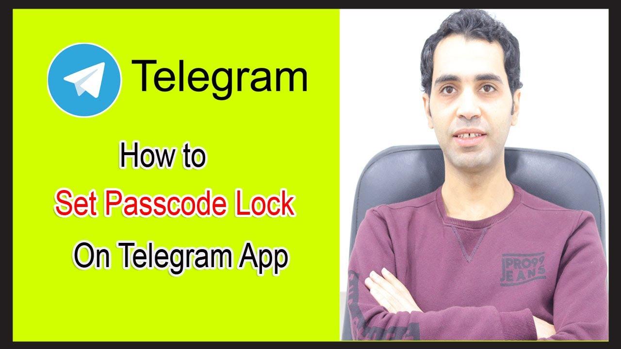 Download How to Set Passcode Lock on Telegram App