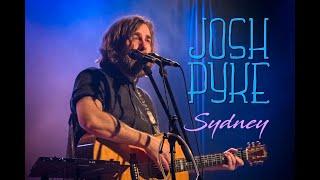 Josh Pyke - Sydney - October 29 2020