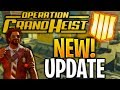 NEW OPERATION GRAND HEIST DLC EVENT in BLACK OPS 4 - [BLACKOUT GHOST TOWN & DLC WEAPONS] BO4 UPDATE