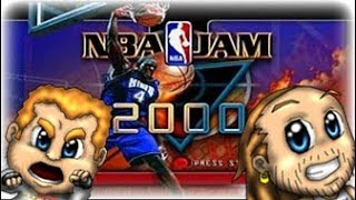 NBA JAM 2000 (N64)