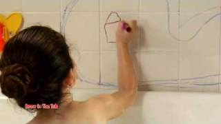 Rub A Dub Draw In The Tub 639 by Alex