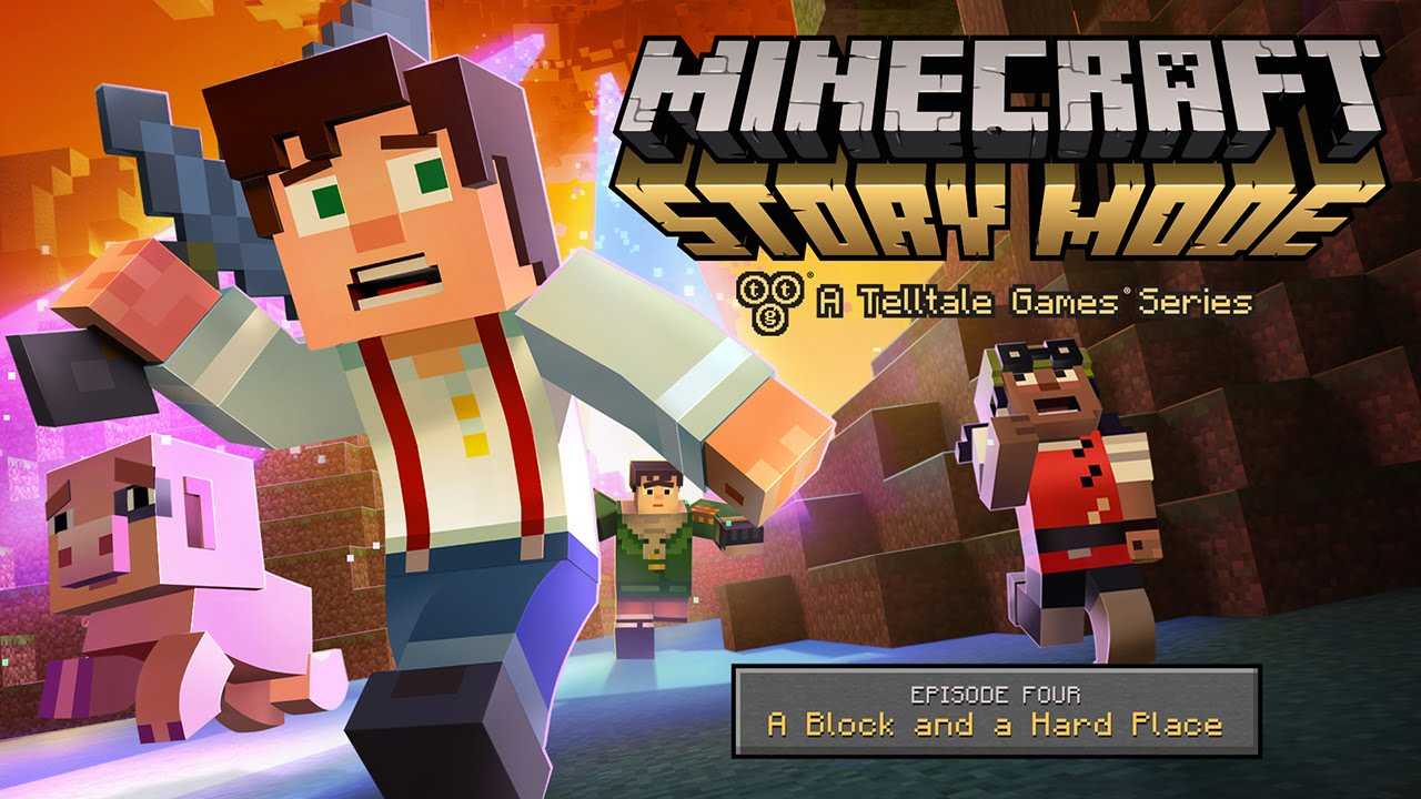 Minecraft Story Mode Real Life