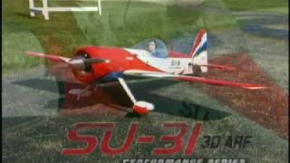 Spotlight: Great Planes Sukhoi SU-31 Performance Series ARF