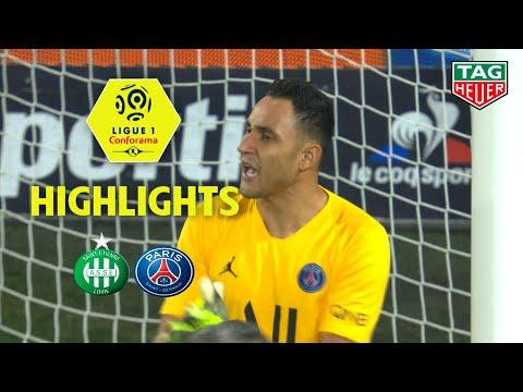 Lе Mаns vs PЅG 1−4 Highlights