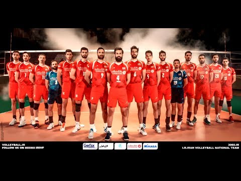 IRAN TEAM IN 2017-2018 | Iran National Volleyball Team
