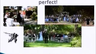 Amazing San Luis Obispo Wedding DJ  805.267.3952!  Music Express Cambria, Pismo Beach DJ
