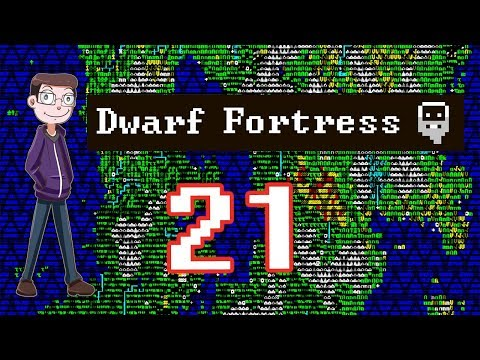 Dwarf Fortress #21: Temple to No One (TrueLoveGaming)