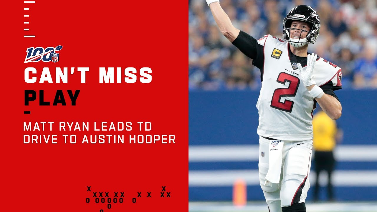 Falcons lose tight end Austin Hooper to Browns