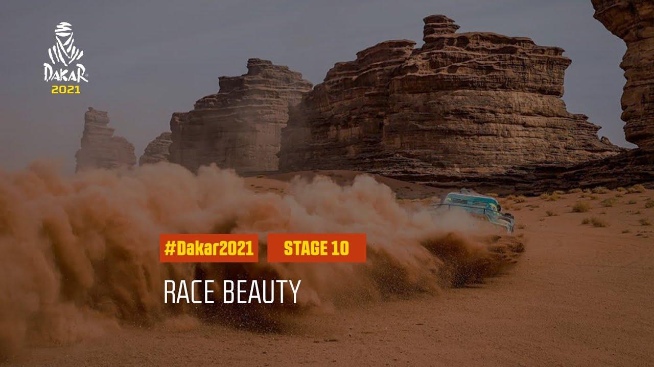 #DAKAR2021 - Stage 10 - Race Beauty