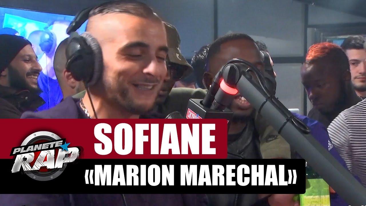 marion marechal sofiane