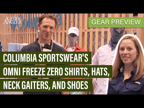 Trail Running magazine - Columbia Omni Freeze cooling t-shirts from YouTube · High Definition · Duration:  1 minutes 52 seconds  · 1,000+ views · uploaded on 7/26/2013 · uploaded by TrailRunningMagUK