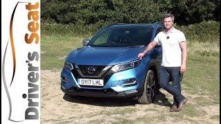 Nissan Qashqai 2017 SUV Review | Driver's Seat