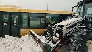 Смертельное ДТП с автобусами в Перми