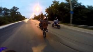 [RB] Evening Wheelie / Kayo 140 X2