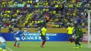 эКВАДОР -  БРАЗИЛИЯ 0 - 3. Обзор матча  01. 09. 2016