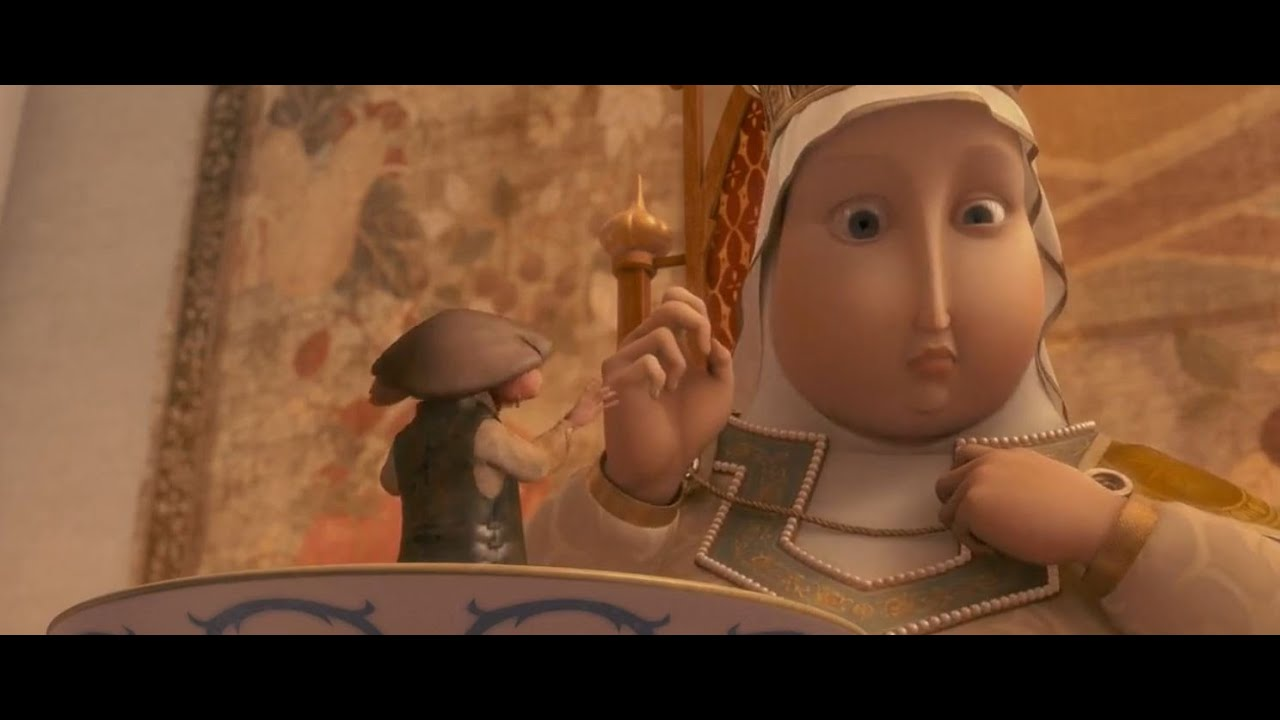 Download The Tale of Despereaux (2008) - There's A Rat In My Soup