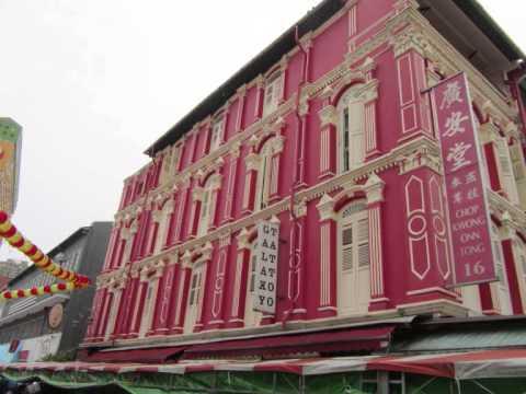 Shenzhen, Singapore &  Gulangyu January   March 2014